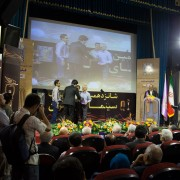 نمایی از مستند در قلمرو دم عنکبوتی - جشن خانه سینما