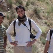 نمایی از مستند در قلمرو دم عنکبوتی - محققان اسپانیای